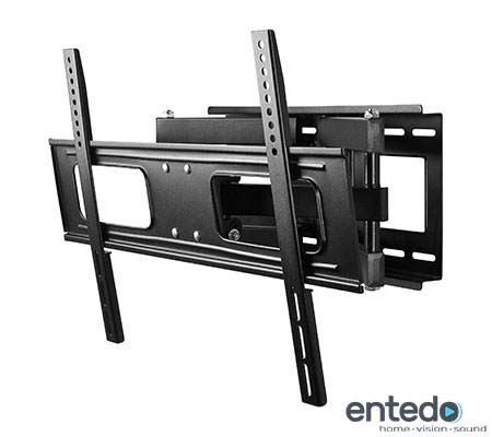 goobay lcd plasma led tv easyfold xl wand halterung halter fernseher schwenkbar. Black Bedroom Furniture Sets. Home Design Ideas