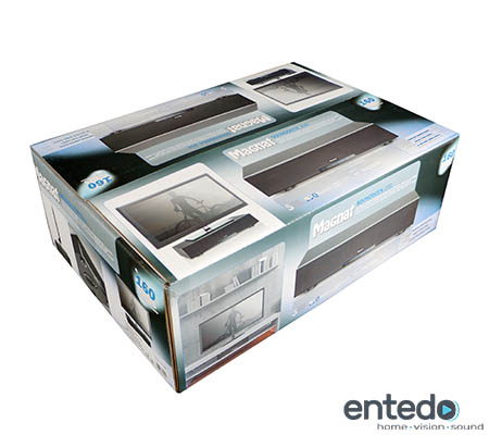 magnat sounddeck 200 tv lautsprechersystem heimkino. Black Bedroom Furniture Sets. Home Design Ideas