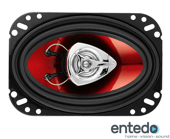 2 boss audio ch4620 lautsprecher speaker boxen auto car. Black Bedroom Furniture Sets. Home Design Ideas
