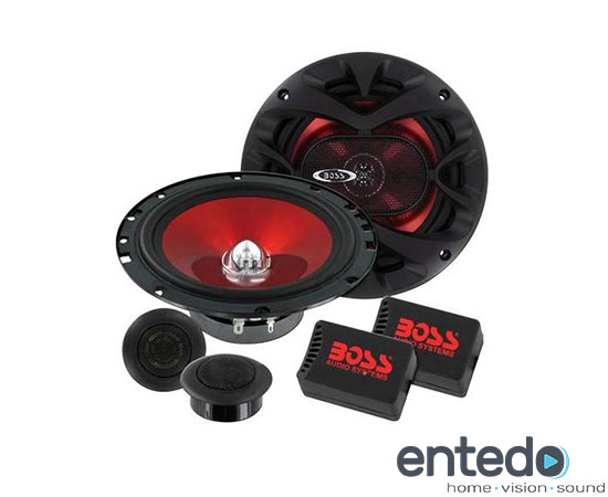 2 boss audio ch6ck lautsprecher speaker boxen auto car. Black Bedroom Furniture Sets. Home Design Ideas