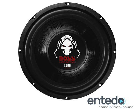 boss audio bass p10svc 25cm subwoofer car hifi auto. Black Bedroom Furniture Sets. Home Design Ideas