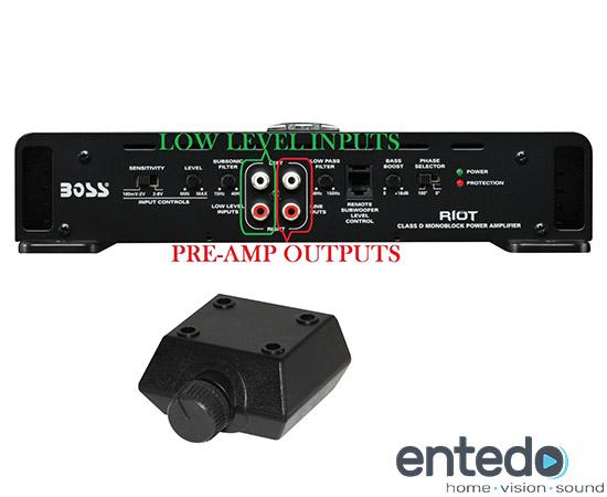 boss audio r2400d monoblock verst rker endstufe amplifier. Black Bedroom Furniture Sets. Home Design Ideas