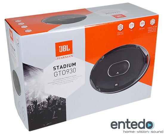 2 jbl car stadium gto930 lautsprecher speaker boxen auto. Black Bedroom Furniture Sets. Home Design Ideas